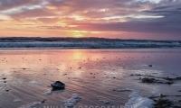 Sonnenaufgang Bribie Island