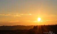 Sonnenaufgang auf der Alb
