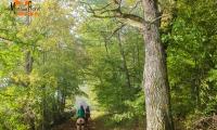 Goldener Oktober Wanderritt Tag 3 - 07